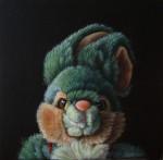 """""""Herbert"""" Öl auf Lwd, 20 x 29 cm, 2009, Privatsammlung"""