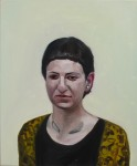 Josie, 60 x 50cm, 2013