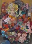 """""""Happy Birthday"""" Öl/Lwd, 30 x 40 cm, 2014"""
