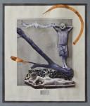 """""""o.T."""" Collage auf Papier, ca. 40 x 30cm, 2012"""