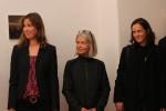 (von li nach re) Stefanie Hillich, Laura Bruce, Emma Grün  / Foto © Nora L. Merten
