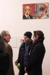 Fritz A. Jacobi, Moritz Schleime u. Marc Franzkowiak / Foto © Nora Lina Merten