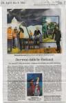 """Berliner Zeitung 28-4 -2016, """"Der west-östliche Horizont"""""""