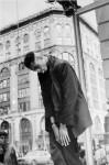 """o.T."" aus der Serie ""New York"" 1987-88, Handabzug auf Barytpapier, verso sign. u. datiert / © galerie franzkowiak"