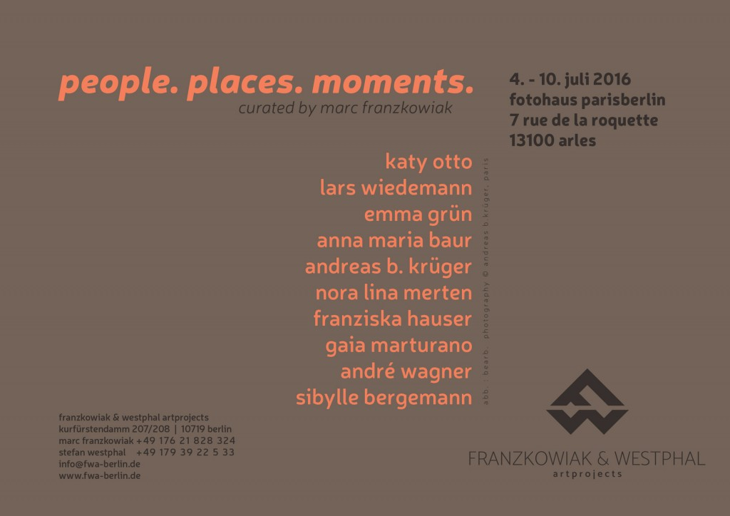 exhibition-card: people. places. moments. /back