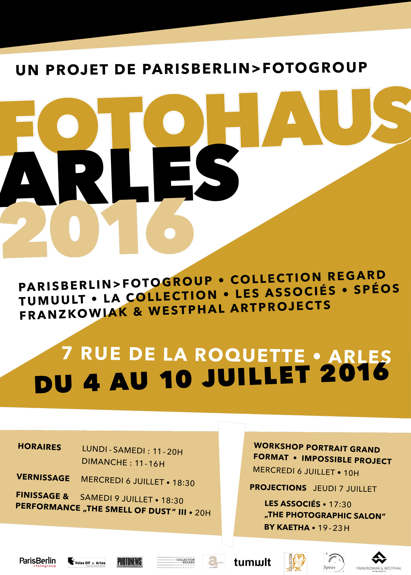 affiches arles 2016